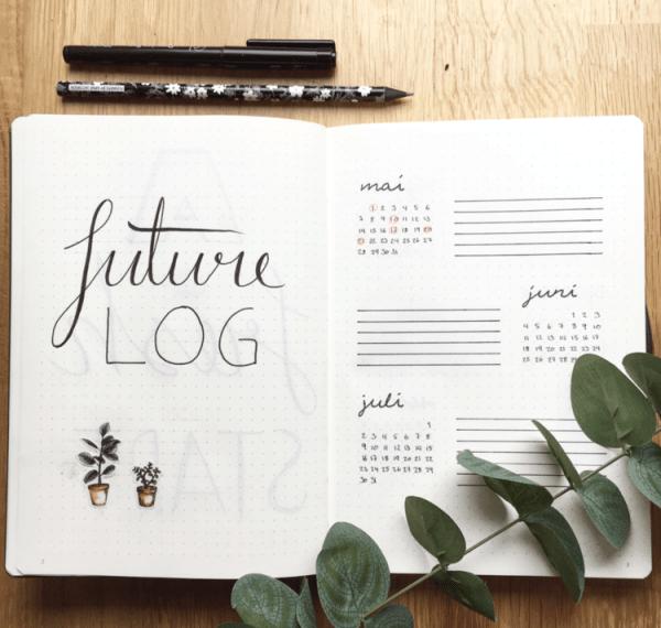 Nhật ký tương lai