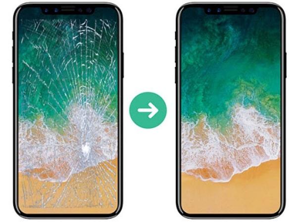 Thay mặt kính iPhone là dịch vụ đi kèm với chi phí khá rẻ