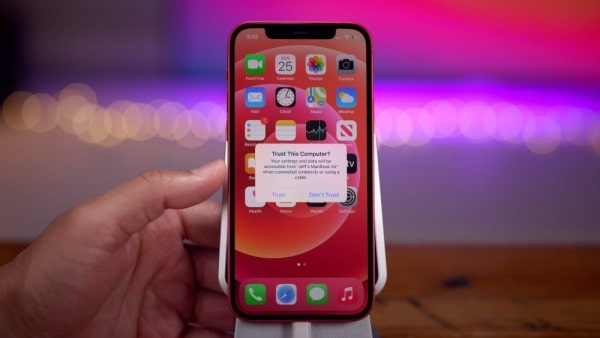Khôi phục iPhone 12 Pro Max