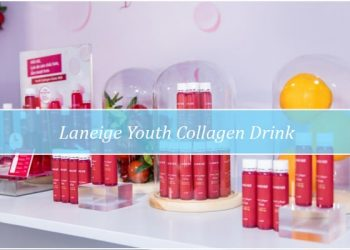 Review Laneige Youth Collagen Drink
