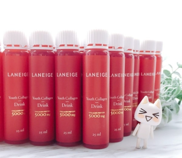 Sản phẩm bổ sung Collagen được coi là thần dược với làn da và sức khỏe