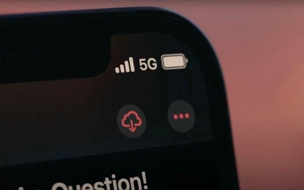 Tắt 5G trên iPhone 12