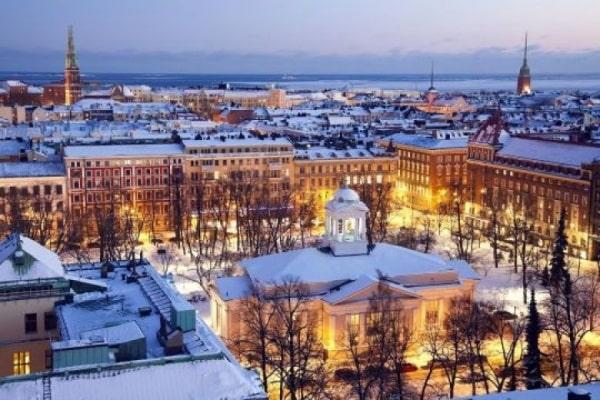 Sisu là lối sống đến từ đất nước Phần Lan xinh đẹp