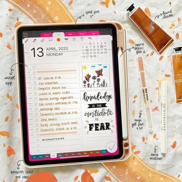 Nên mua iPad nào để Take Note?