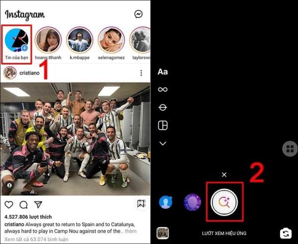 Filter Instagram không hoạt động mang đến nhiều khó chịu