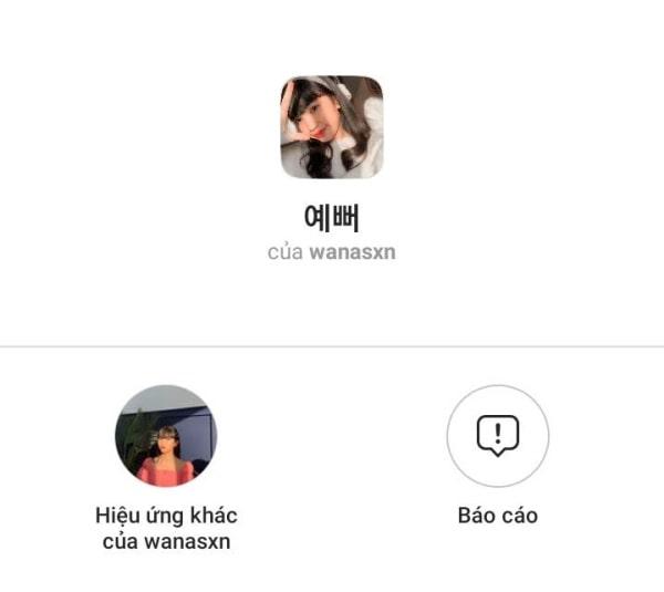 Filter selfie đẹp trên Instagram