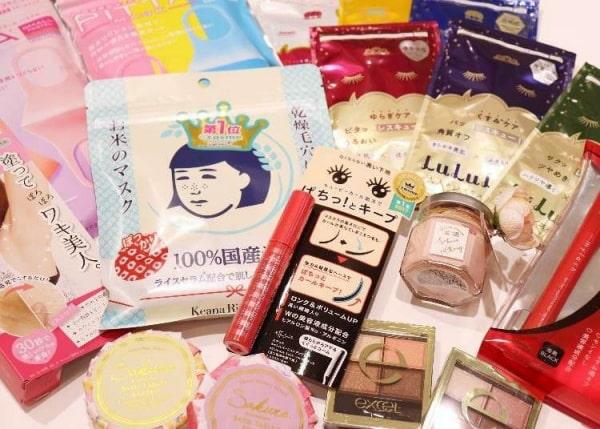 Shop mỹ phẩm Nhật uy tín trên Shopee