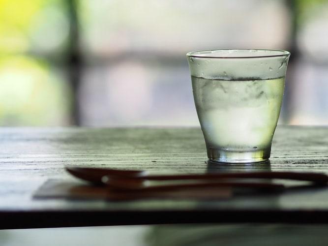 Đừng quên uống một ly nước nhé
