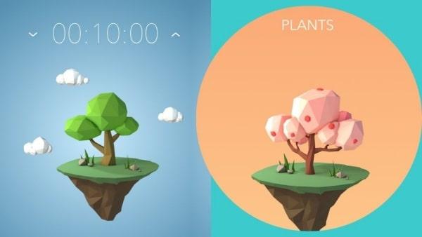 Ứng dụng Plantie hiện chỉ có mặt trên iOS