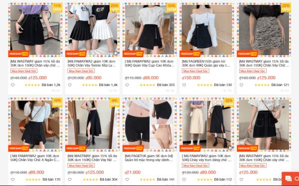 Hà Linh Clothings