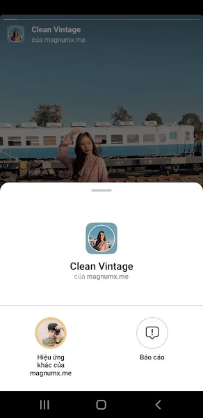 Filter Clean Vintage