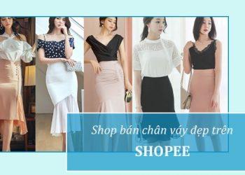 Shop bán chân váy uy tín trên Shopee
