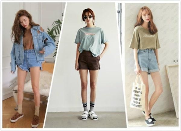 Shop bán đồ style Hàn trên Shopee