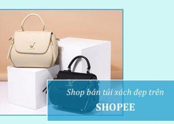 Shop bán túi xách trên Shopee