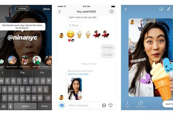 Cách chia sẻ Story trên Instagram