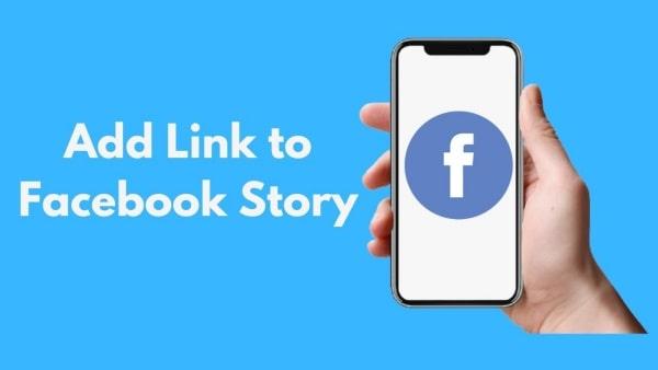 Chèn link vào Story Facebook