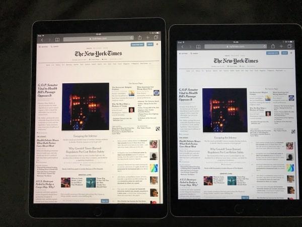 Nguyên nhân iPad Pro bị ám vàng màn hình