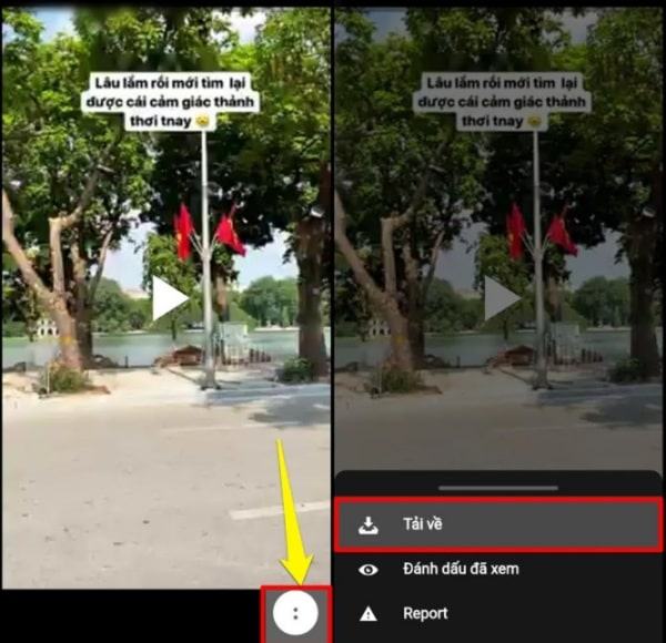 Tải Story trên Facebook về Android với Save Story For Facebook Stories